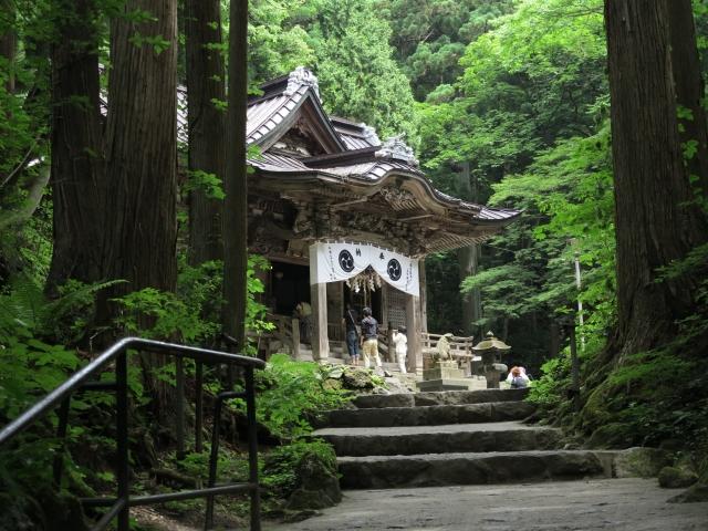 十和田神社の画像
