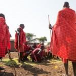 部族の集まり