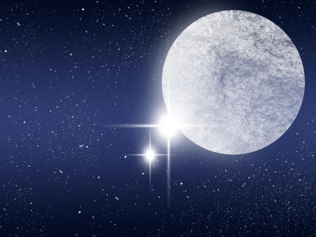 宇宙と星々の画像