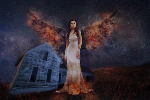 堕天使の画像