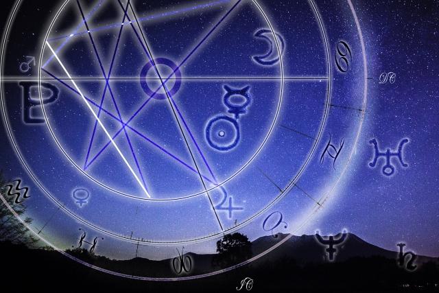占星術の画像