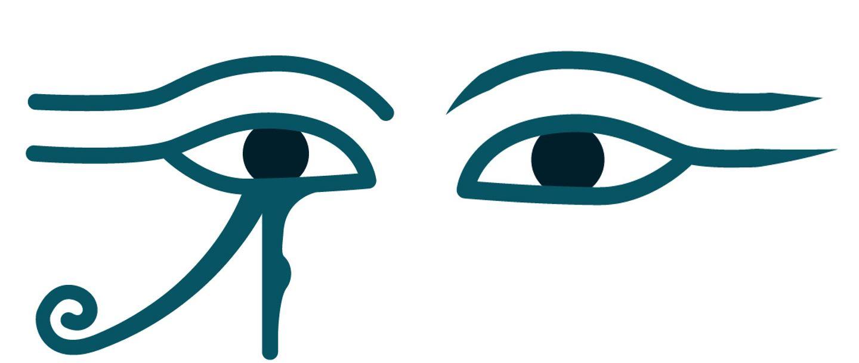 ホルスの両目