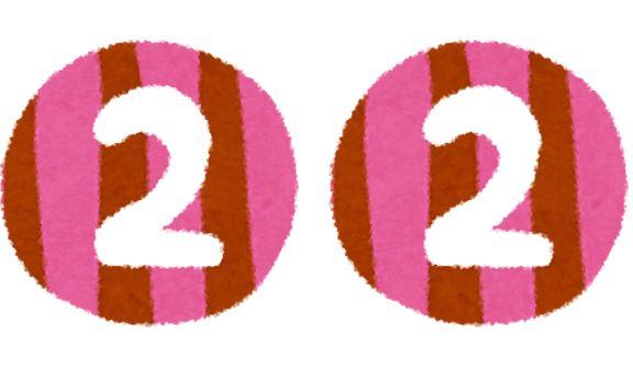 22の画像