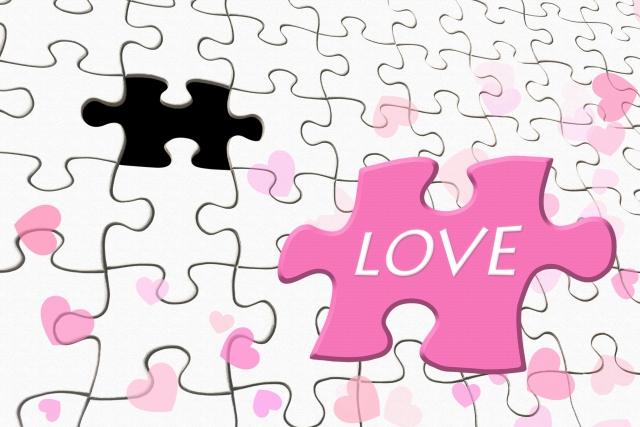 LOVEのピース