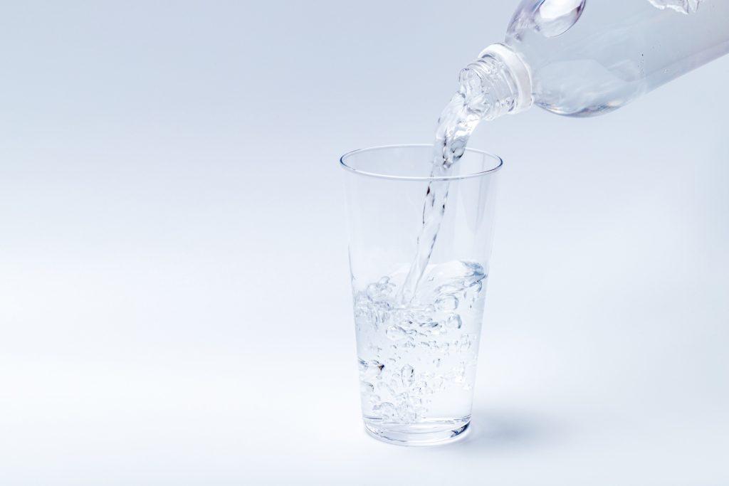 オルゴンリングを入れて作成する、オルゴン水