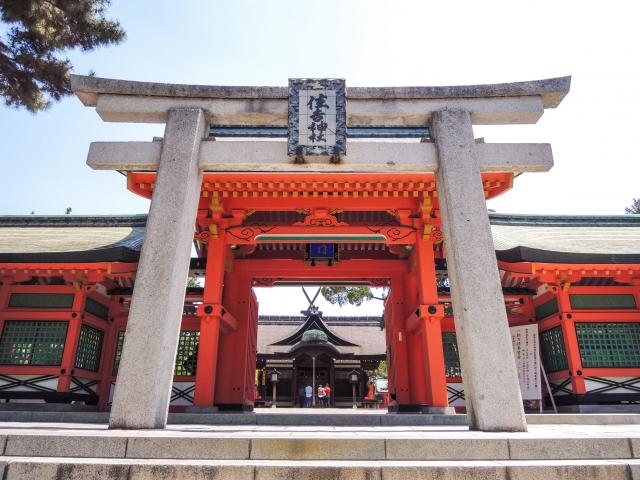 住吉大社 神社
