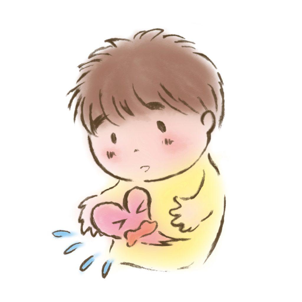 子供の心の悲鳴