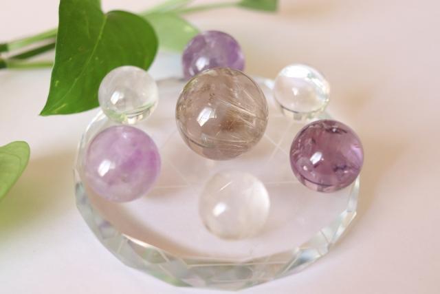 六芒星 水晶