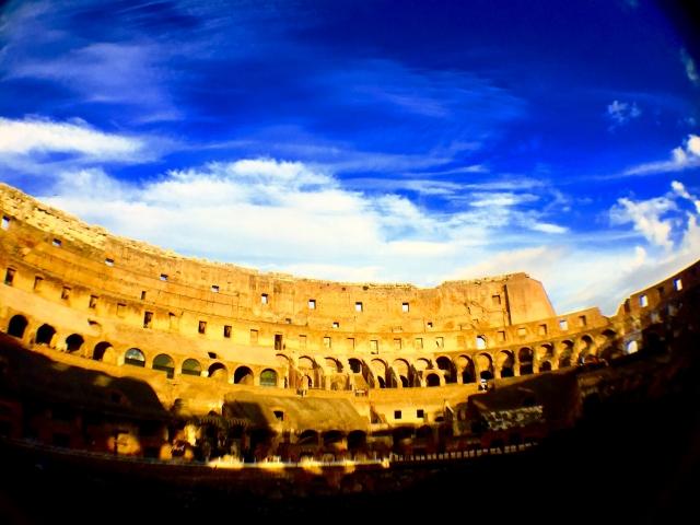 古代ローマ コロッセオ