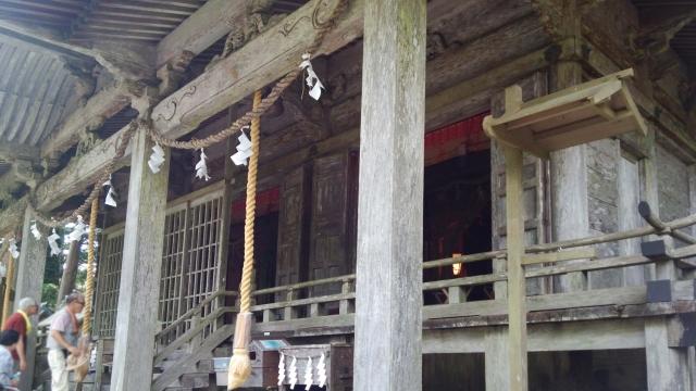 奈良 玉置神社
