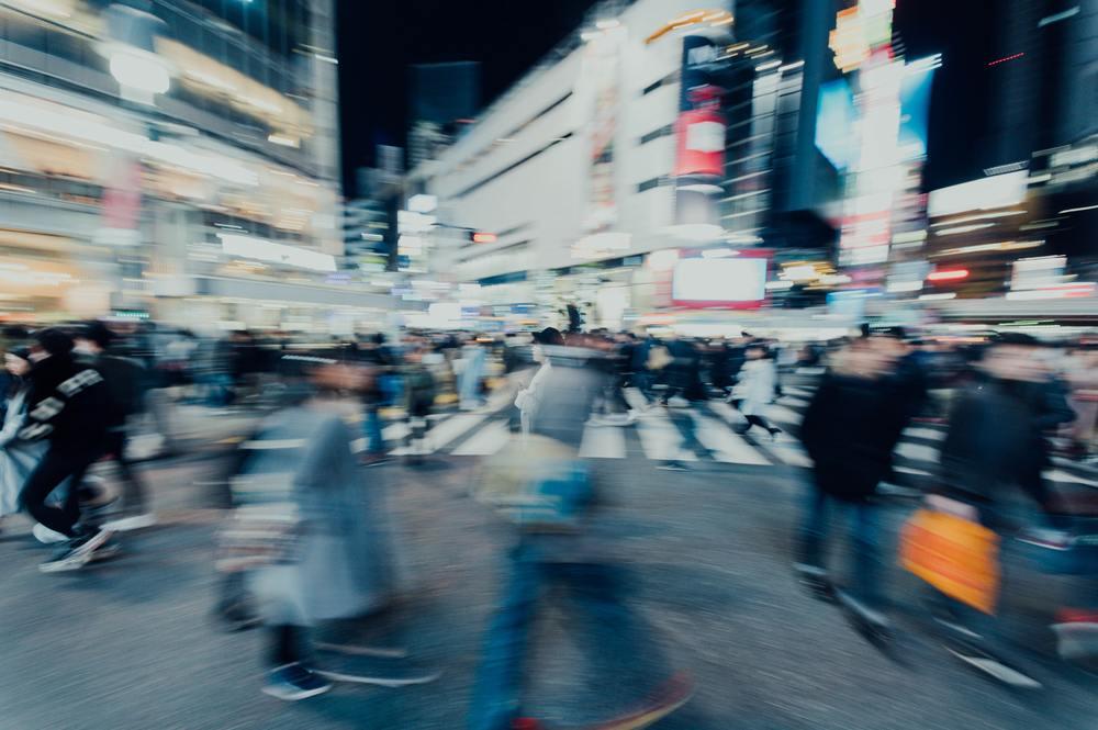 二極化によって変化する世界