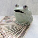 カエルとお金
